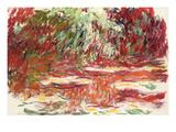 Waterlily Pond  1918-19