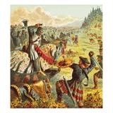 Edward I Attacks Scotland