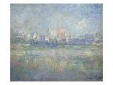 Vetheuil in the Fog  1879