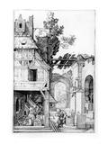 The Nativity  C1504 (Engraving)