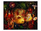 The Fairies' Banquet  1859