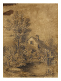La Lezarde Shores  1856 (Black Pencil)