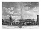 View of the Port of Dieppe  Series of 'Les Ports De France'
