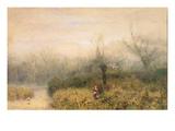By a Lake  1882