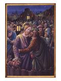 The Kiss of Judas  End of 15th Century (Vellum)