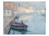 Clear Morning  Quimperle  1923