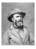 Portrait of General Jubal A Early (Litho)
