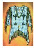 'Ghost Dance' Dress  Arapaho Tribe (Buckskin)