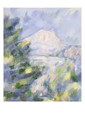 Mont Sainte-Victoire  c1904-06