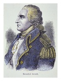 Benedict Arnold (Colour Litho)