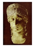 The Juno Ludovisi  Illustration from 'History of Greece' by Victor Duruy  Published 1890