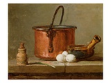 Still Life  C1732 (Oil on Panel)