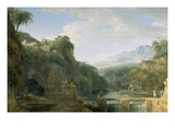 Landscape of Ancient Greece  1786