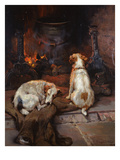 By the Hearth  1894