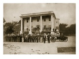 Hospital No15  Beaufort  South Carolina  1864 (B/W Photo)