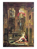 Orestes and the Erinyes  1891