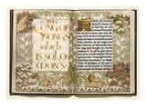 Illuminated Copy of the Old Testament (Vellum)