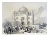 Mausoleum of Jufhir Junge  Delhi