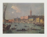 Venice - View to the Doge's Palace