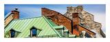 Rooftops  Old Montréal  Quebec