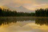 Twilight Reflection