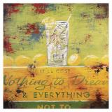 Nothing To Dream Giclée par Rodney White