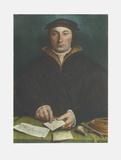 Portrait of Dirck Tybis