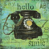 Say Hello With a Smile