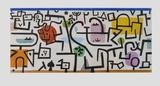 Rich Harbour Reproduction pour collectionneurs par Paul Klee