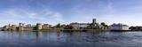 King John's Castle and Riverside Buildings  River Shannon  Limerick City  Ireland