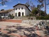Facade of a Church  Mission San Luis Obispo  San Luis Obispo  San Luis Obispo County  California