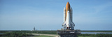 Rollout of Space Shuttle Discovery  NASA Kennedy Space Center  Cape Canaveral  Brevard County  F