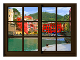 View from the Window Vernazza at Cinque Terre