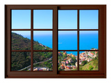 View from the Window at Cinque Terre