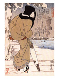Women Walking in the Snow