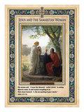 Woman at the Well: Jesus and the Samaritan Woman