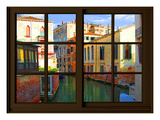 View from the Window at Venice