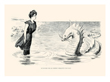 No Wonder the Sea Serpent Frequents Our Coast