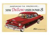 New DeSoto Firedome 8