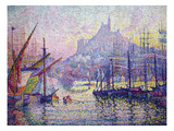 Notre-Dame-De-La-Garde (La Bonne-Mère)  Marseilles