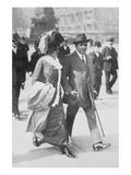 Mr and Mrs Enrico Caruso