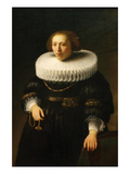 Woman with a Ruff Collar