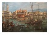 Venice from the Bacino Di San Marco