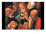 Christ Teaches the Learned Men