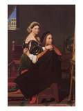 Raphael and Fornarina