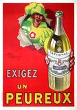 Exigez Un Peureux Reproductions de collection premium par Henry Le Monnier