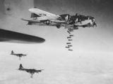 WWII US Air Raid on Chemnitz