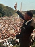 Martin Luther King, Jr. Papier Photo par Associated Press