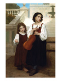Violin in the Country