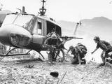 Vietnam War Hamburger Hill US Wounded